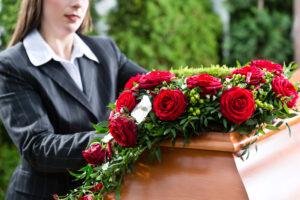 service de pompes funèbres